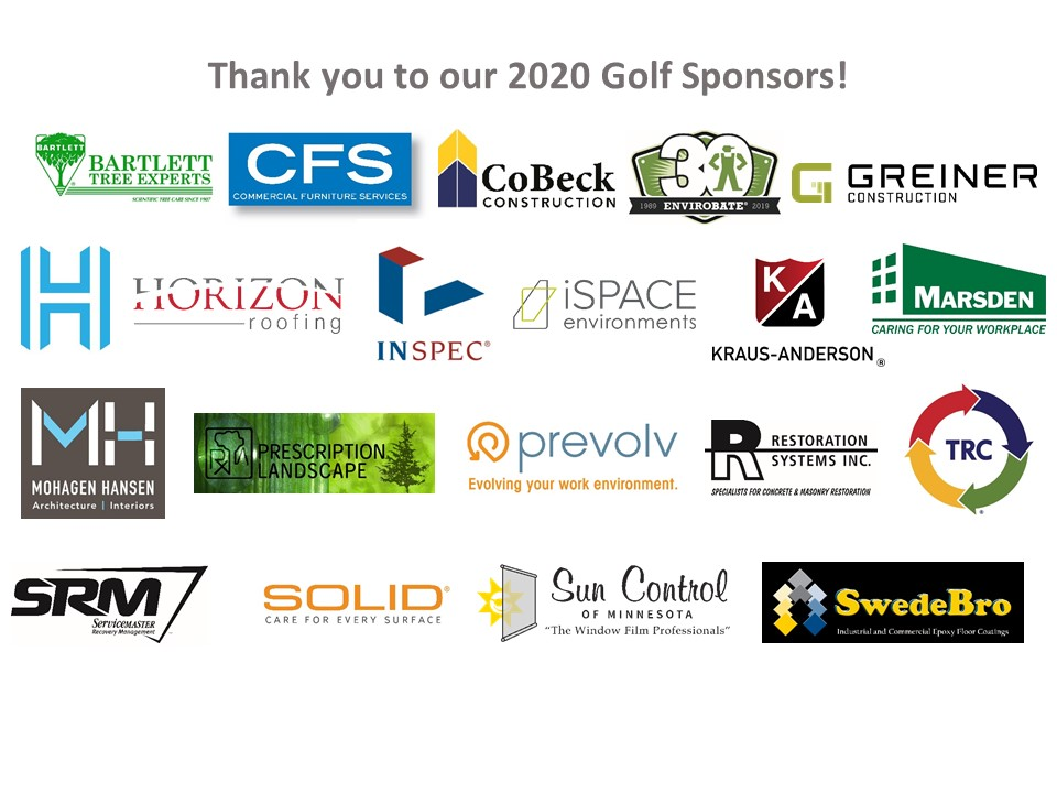 IFMA 2020 Golf Tournament @ Legends Golf Course | Prior Lake | Minnesota | United States
